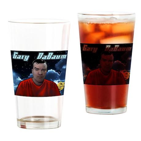 Gary DaBaum! Drinking Glass