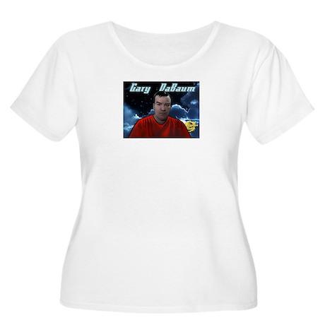 Gary DaBaum! Women's Plus Size Scoop Neck T-Shirt