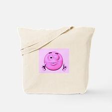 Wink Pink Tote Bag