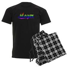 Moyer, Rainbow, Pajamas