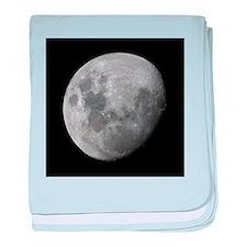 Full Moon Rising baby blanket