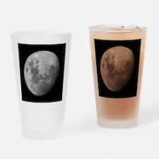 Full Moon Rising Drinking Glass