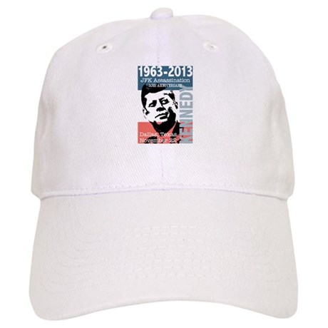 Kennedy Assassination 50 Year Anniversary Cap