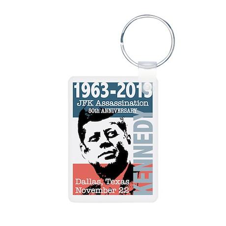 Kennedy Assassination 50 Year Anniversary Aluminum