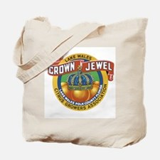 Crown Jewel Tote Bag