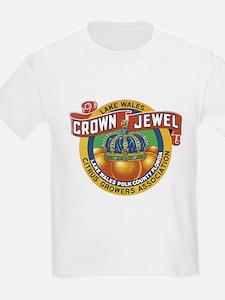 Crown Jewel Kids T-Shirt