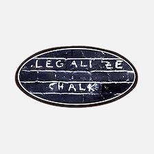Street Wisdom: Legalize Chalk Patches