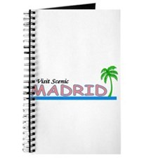 Funny Real madrid Journal