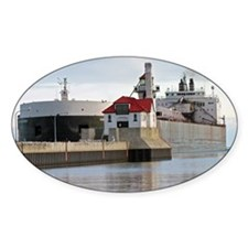 American Spirit arrives Duluth Decal