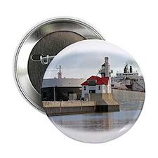 "American Spirit arrives Duluth 2.25"" Button"