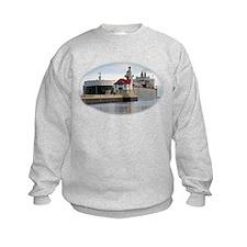 American Spirit arrives Duluth Sweatshirt