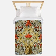 Forms of Nature 5 Twin Duvet