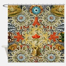 Forms of Nature 5 Shower Curtain