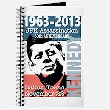 Kennedy Assassination 50 Year Anniversary Journal