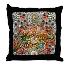 Forms of Nature 1 Throw Pillow