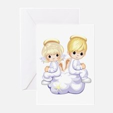 PRECIOUS ANGELS Greeting Cards (Pk of 10)