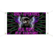Ghost Adventures Banner