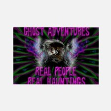 Ghost Adventures Rectangle Magnet
