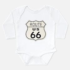 route66 Long Sleeve Infant Bodysuit
