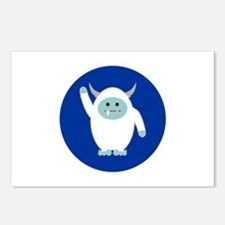 Lil Yeti Postcards (Package of 8)