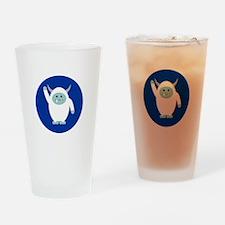 Lil Yeti Drinking Glass