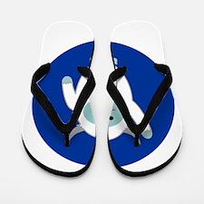 Lil Yeti Flip Flops