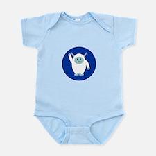 Lil Yeti Infant Bodysuit
