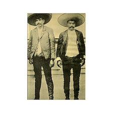 Emiliano Zapata Mexican Revolution Magnet