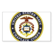 US Navy Chaplain Decal