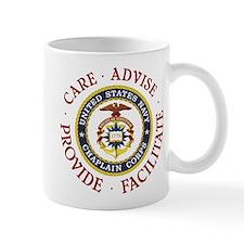 Care Advise Provide Facilitate Mug