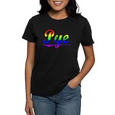Pye, Rainbow, Tee