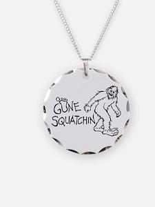 Gone Squatchin Necklace