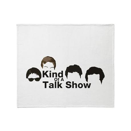 KOATS Cast T-Shirt Throw Blanket
