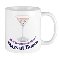 What Happens at Bunco Mug
