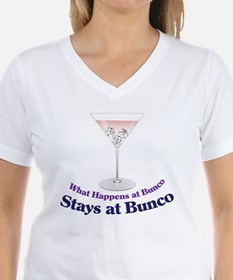 What Happens at Bunco Shirt