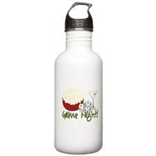 Bunco Game Night Water Bottle