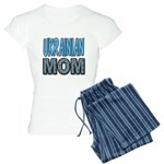 Ukr. Mom Blue Women's Light Pajamas