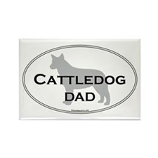 ACD DAD Rectangle Magnet