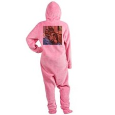 boys n boots Irish Setter.JPG Footed Pajamas