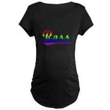 Ross, Rainbow, T-Shirt
