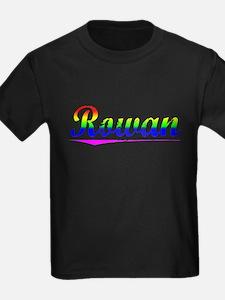 Rowan, Rainbow, T