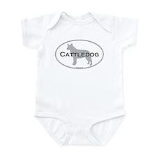 Australian Cattle Dog Infant Creeper