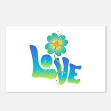 Max Love Postcards (Package of 8)