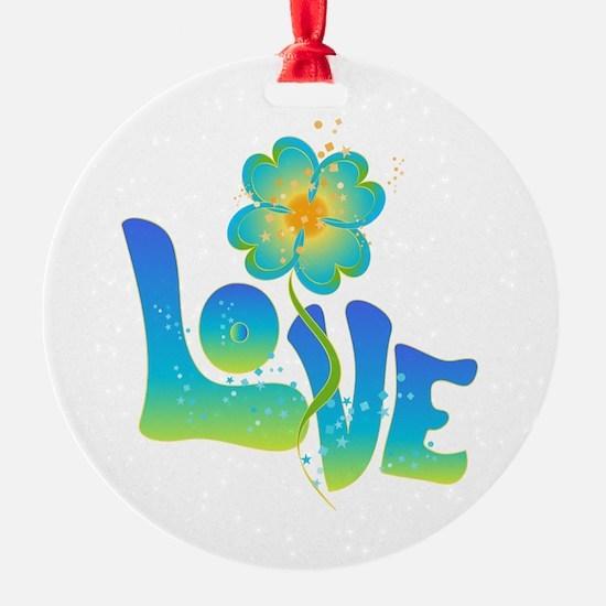 Max Love Ornament