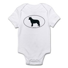 ACD Silhouette Infant Creeper