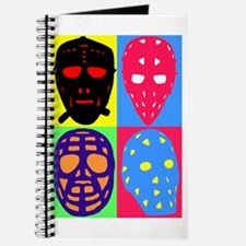 Vintage Hockey Goalie Masks Journal