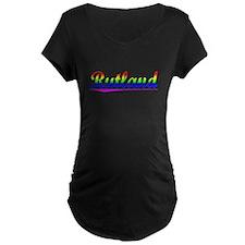 Rutland, Rainbow, T-Shirt