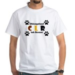 CLR White T-Shirt