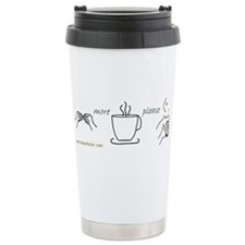 Cute Novelty Stainless Steel Travel Mug