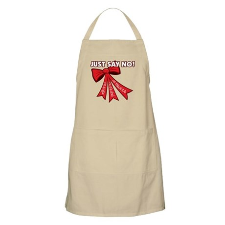 Just Say No Apron